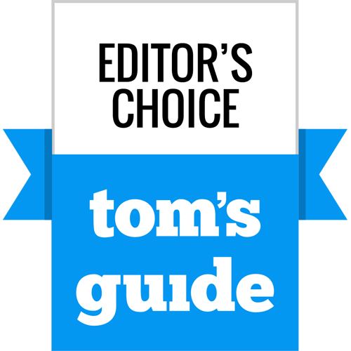 Tom's Guide – Editors Choice